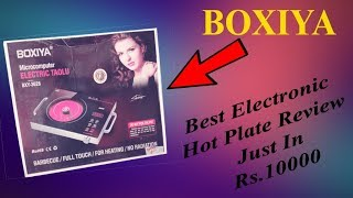 TOP 2: Hot Plates - Must Watch…