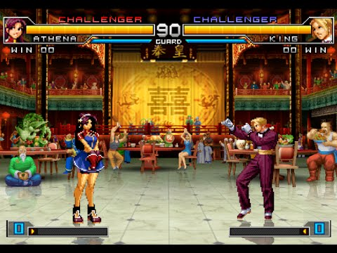 The King Of Fighters 2002 Um Mugen Download Youtube