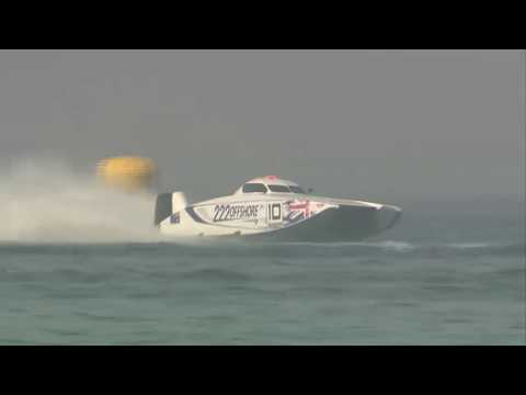 2018 UIM XCAT FUJAIRAH GP - POLE POSITION