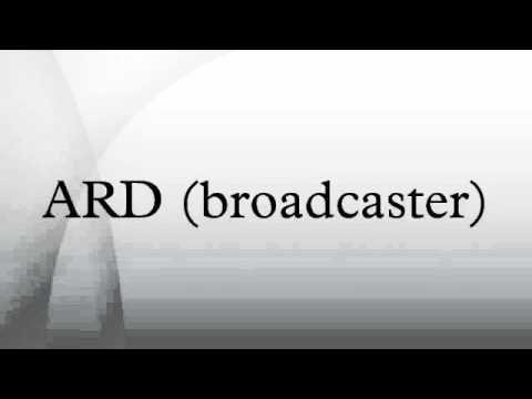 ARD (broadcaster)