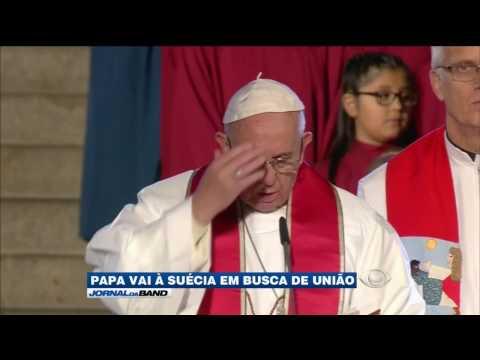 Papa Francisco quer juntar Igrejas Católica e Protestante