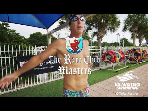 The Race Club Masters Swimming
