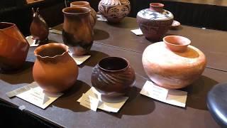 Best Of Show - Pottery | Santa Fe Indian Market 2018 Clip 2