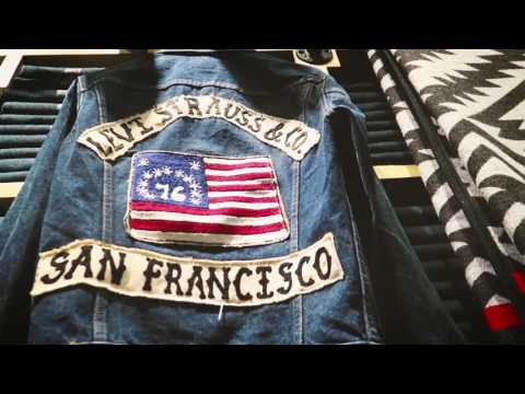 Levi Strauss & Co. History - Tracey Panek Interview 2016