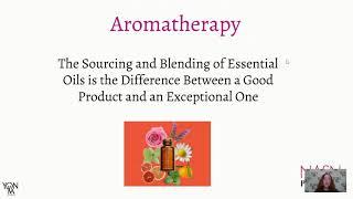 NASNPROtv Episode 7: Aromatherapy & Aromacology