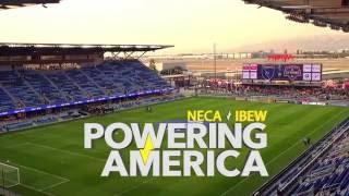 Avaya Stadium: the Most Connected Stadium in the MLS PROMO