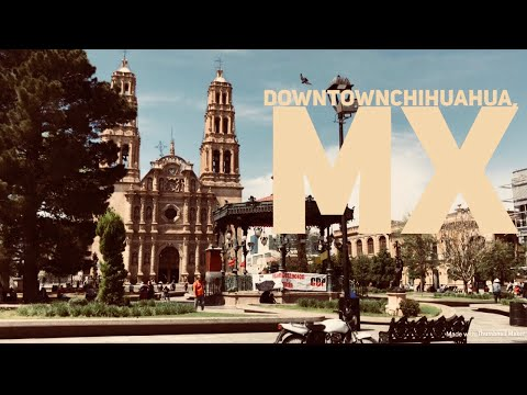VISITING CHIHUAHUA, MEXICO (DAVID GETS KICKED OUT STORE?!?!?)| Monica Morillon