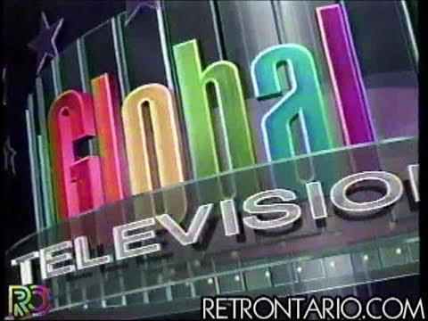 Global TV ID (1993)