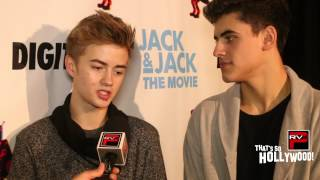 Jack Gilinsky & Jack Johnson Ask A Girl Out, Plan A 1st Date & Talk Dating Life!