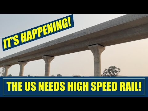 California is Building High Speed Rail. It's time to finish