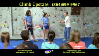 Climb Upstate Commercial