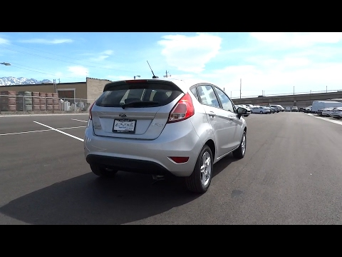 2017 Ford Fiesta Salt Lake City, Murray, South Jordan, West Valley City, West Jordan, UT 40587
