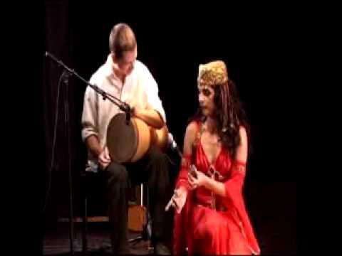 נאוה אהרוני וקובי הגואל קטע פרסי nava aharoni&kobi hagoel farsi