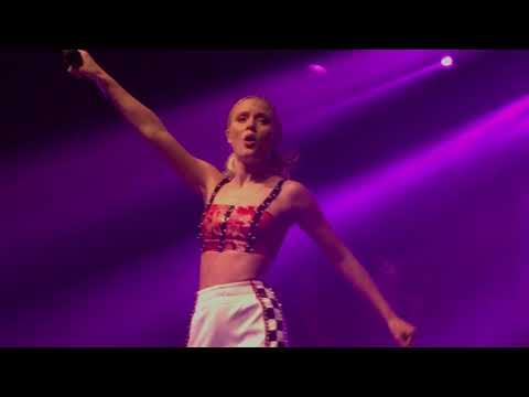 Zara Larsson - Lush Life  in São Paulo Brazil at  Club