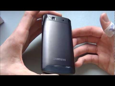 Samsung Wave 3 - Full Review - Teil 1 - Unboxing und erster Eindruck