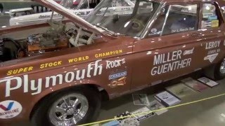 Ed Miller 1965 A990 Plymouth Hemi, The 1967 Super Stock World Champion