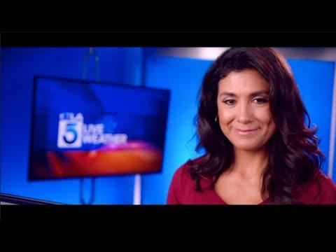Vera Jimenez - KTLA 5 News - Weather Image 2017