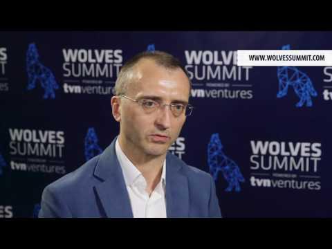 Rafał Milek Horodyski – Virtual Body Sports Prototyping at Wolves Summit 2016