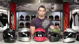 2013 Motorcycle Helmet Buying Guide at RevZilla.com thumbnail