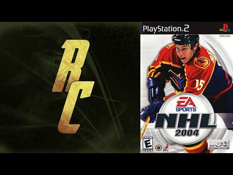 NHL 2004 (PS2) Änäri-klassikon täysistunto