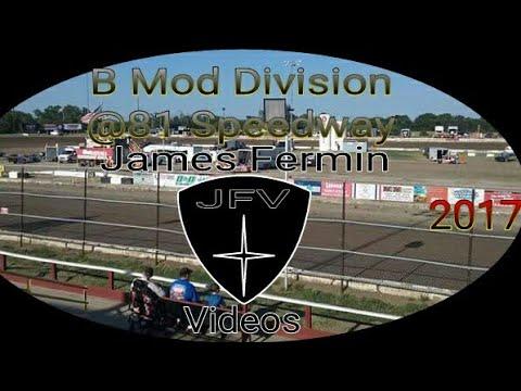 USMTS Modifieds #32, B Main 2, 81 Speedway, 2017