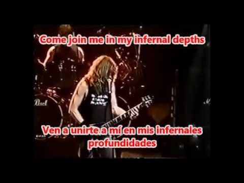 Megadeth - The Conjuring - En Vivo (Subtitulos Español Lyrics)