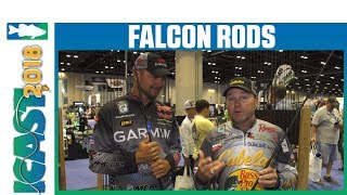 Falcon Rods Expert Series Rods with Jason Christie & Mike McClelland | iCast 2018