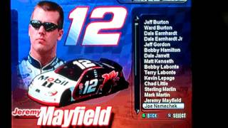 NASCAR Heat PS1 All Drivers/cars