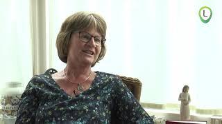 Anja Buys Visser schrijft haar eerste boek:  Het moeder mysterie