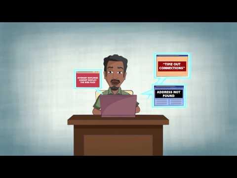 Sahal Telecom Somalia Broadband Internet Ad