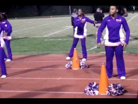 Columbia Cheerleaders 2011. Go Chat!