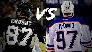 McDavid VS Crosby - Battle Of Gods