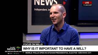 The importance of having a will: Alex Simeonides