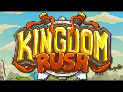 Kingdom Rush iPad Gameplay