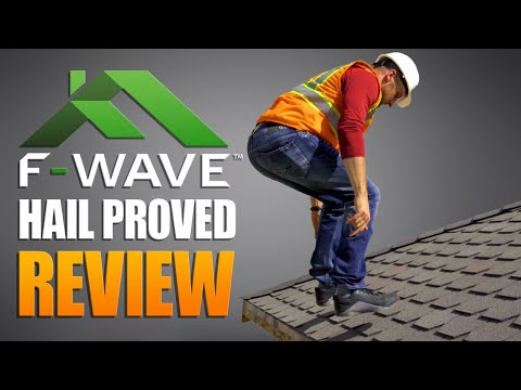 F Wave: Roofing Shingle Review: Not Afraid Of Hail Or Foot Traffic | Roofing Insights