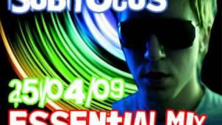 Sub Focus Essential Mix (Part 1)
