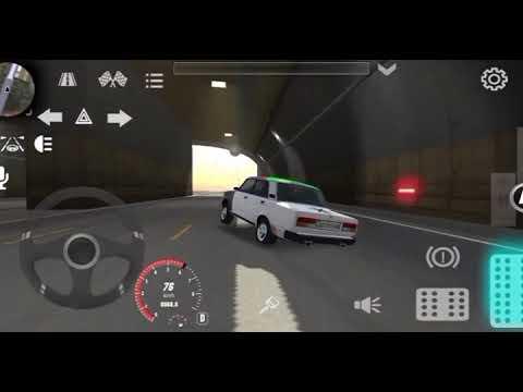 Car Parking Multiplayer Vaz 2107 Avtosh 2 teker .(Namiq Mena ft. Bayram Kurdexan