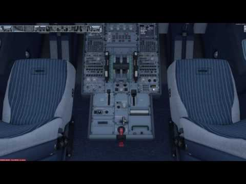 Airbus A321-231 Denver (KDEN) to Philadelphia (KPHL) P3D v3.4