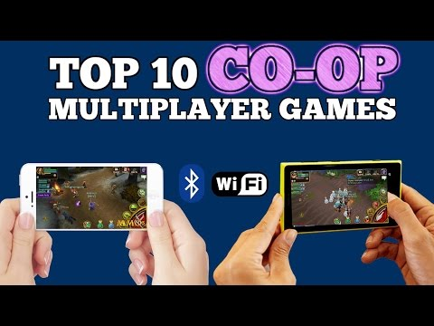 Top 10 CO-OP multiplayer games for Android/iOS (Wi-Fi/Bluetooth)