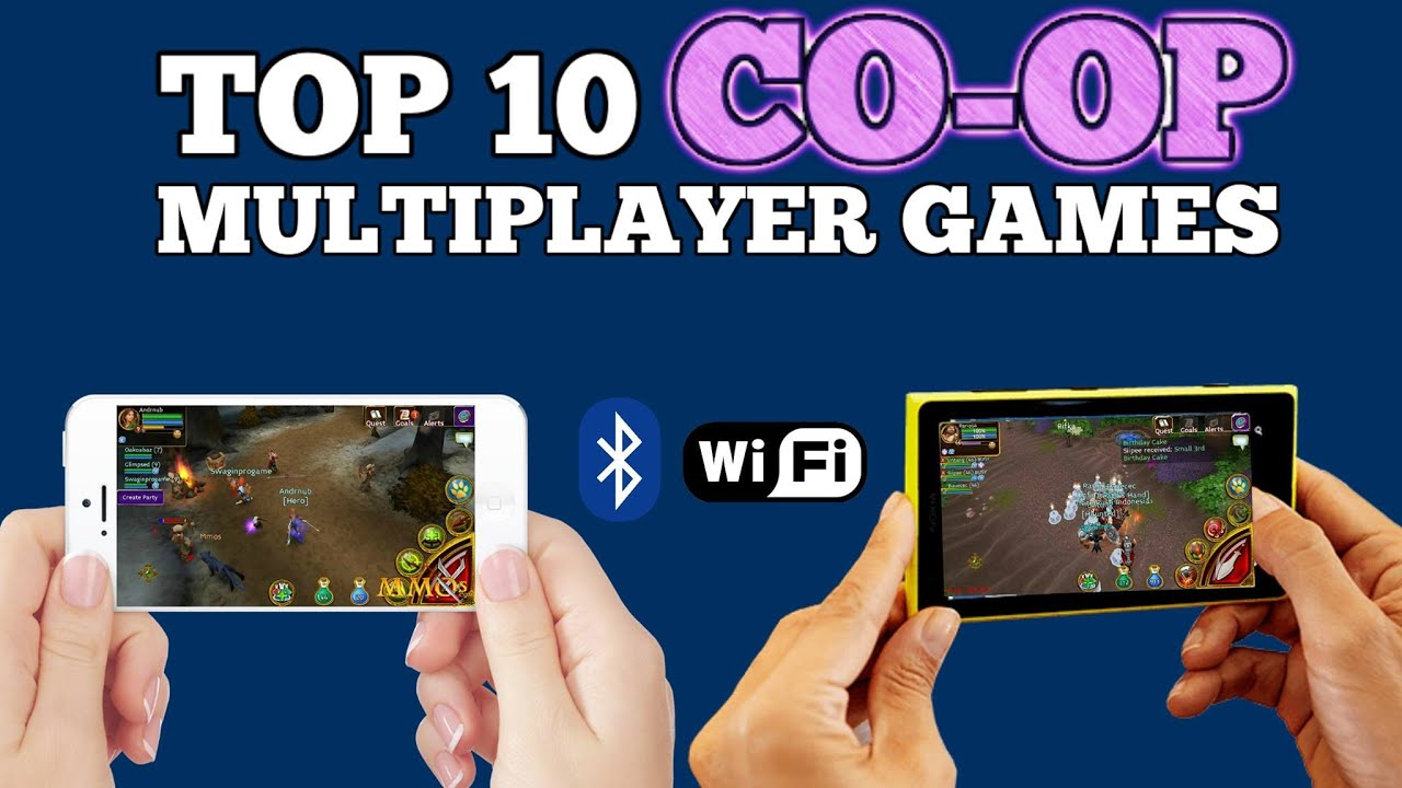 online multiplayer games for iphone