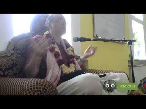 Шримад Бхагаватам 4.14.18 - Дваракарадж прабху