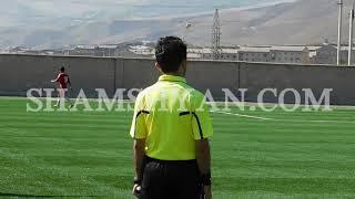 Վանաձորի ֆուտբոլի ակադեմիայում «Երևան Գանձասար» թիմը 1 0 հաշվով պարտության մատնեց «Լոռի» թիմին