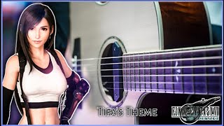 Tifa's Theme - Final Fantasy 7 Remake - Fingerstyle guitar cover