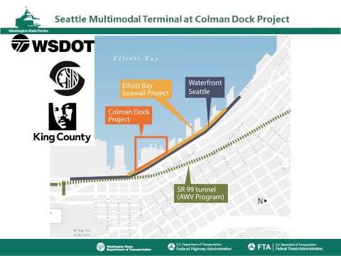 Seattle Multimodal Terminal at Colman Dock Project - Overview and Environmental Assessment