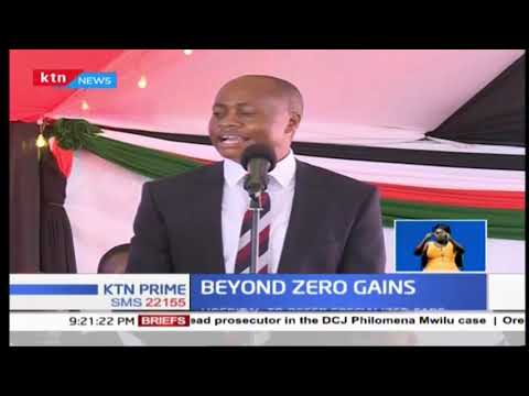 Beyond Zero Gains: Makueni Mother and Child Hospital to offer specialized care