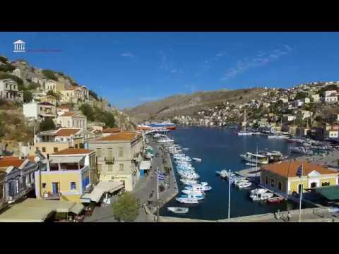 The island of Symi - GreeceGuide.co.uk