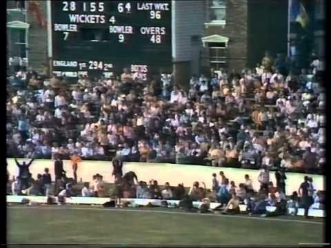 Graeme Pollock 114 vs England 1970
