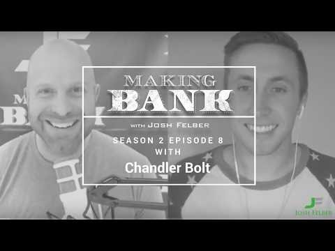 Demystiyfing Book Writing with Guest Chandler Bolt: MakingBank S2E8