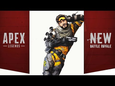 IS THIS THE BEST NEW FREE BATTLE ROYALE? ( APEX Legends )
