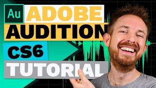 Video Adobe Audition CS6 Tutorial download MP3, MP4, WEBM, AVI, FLV April 2018